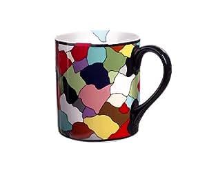 taitu dieci mug cup with handle kitchen home. Black Bedroom Furniture Sets. Home Design Ideas