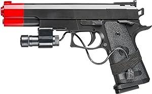 Villa Juguetes 893-Pistola con Puntero láser