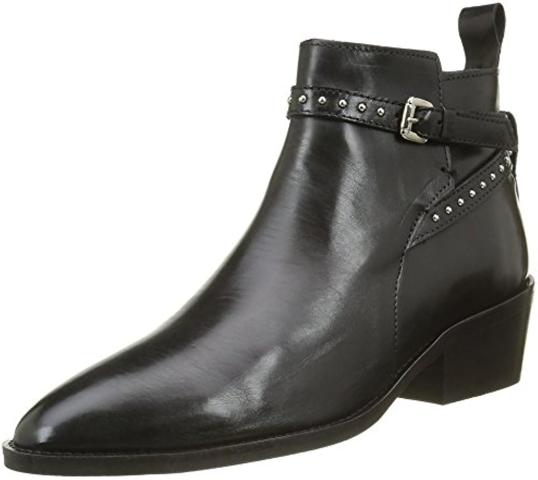GARDENIA COPENHAGEN Damen Alexa Biker Boots -