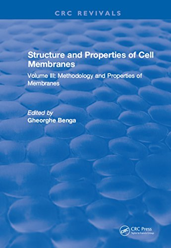 Structure and Properties of Cell Membrane Structure and Properties of Cell Membranes: Volume III (English Edition)
