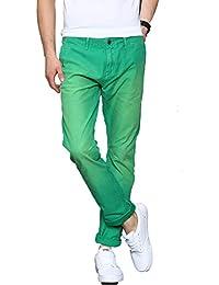 SCOTCH & SODA Herren Hose grün grün