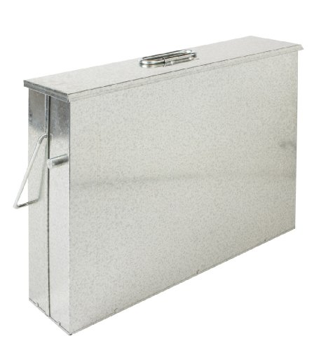 De Vielle Hot und kalter Asche Pfanne Box
