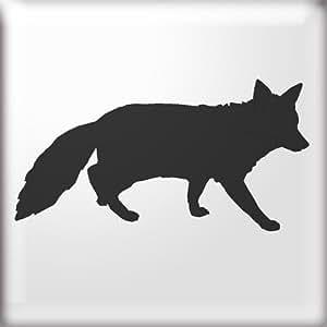The Stencil Studio Ltd - Fox Stencil - Reusable Stencil