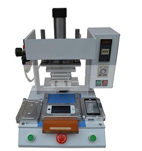 Gowe Reparatur Set OCA Kaschierung Maschine + Bubble entfernen Maschine + Rahmen Kaschierung Maschine + Kompressor + Vakuum Pumpe (Vakuum-kompressor-pumpe)