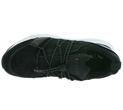 PUMA Cell Bubble X Trapstar Schuhe Sneaker Turnschuhe Schwarz 361501 01 Schwarz