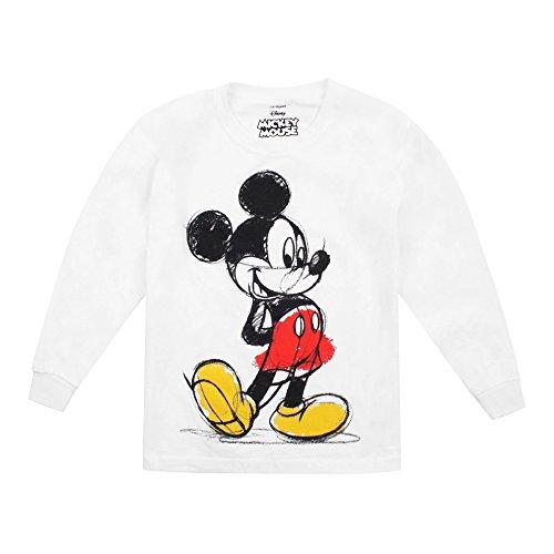 Disney Coloured In Camiseta para Niños