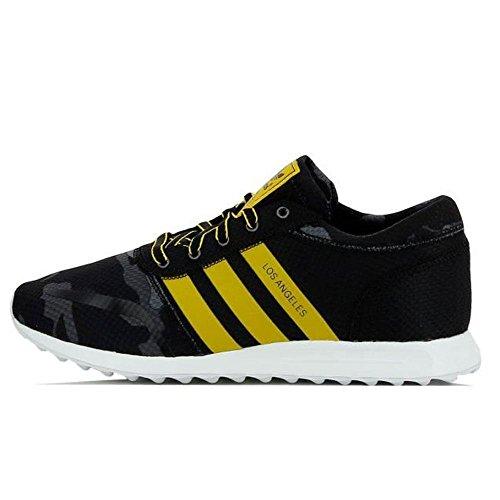 Scarpe adidas - Los Angeles nero/giallo/bianco formato: 42