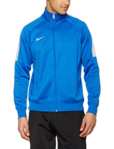 Nike Bekleidung Team Club Trainer Jacket royal blue/football white