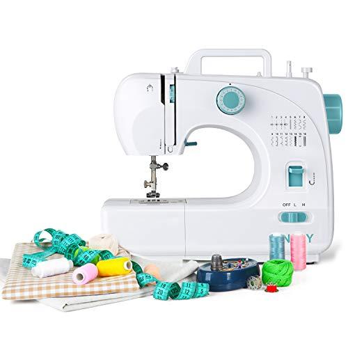 INTEY Electric Sewing Machine, S...