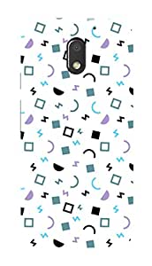 HACHI Premium Printed Cool Case Mobile Cover for Motorola Moto G4 Play