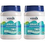 Veeba Smart Mayonnaise, 275g (Pack of 2)