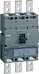 Hager HNE970H Disjoncteur h1000 3P 50kA 1000A LSI