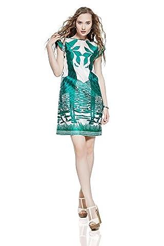 Sommerkleid Melissa kurzarmlig Freizeitkleid Damen Kleider von der Marke Nothing But Love (42)