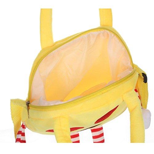 Lanspo Kinder Kid Student Rucksack Cute Emoji Emoticon Schulter Schule Kinder Tasche Rucksack Satchel Rucksack Handtasche D