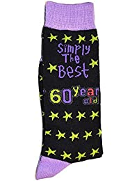 Simply The Best 60 Year Old Socks