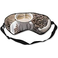 More Coffee 99% Eyeshade Blinders Sleeping Eye Patch Eye Mask Blindfold For Travel Insomnia Meditation preisvergleich bei billige-tabletten.eu