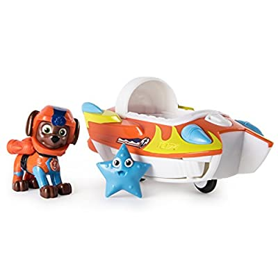 PAW Patrol Sea Patrol - Zumas Transforming Vehicle + Bonus Sea Friend por 20093756