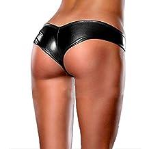 Malloom® Mutandine Sexy Slip Tanga Donna Merletto Pizzo Perizoma Intimo Slip T-back Mutandine Lingerie (Womans Donna Mutandine Della Biancheria Intima)