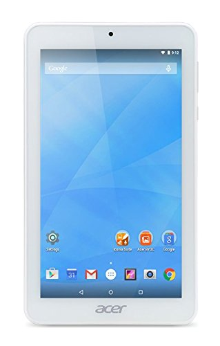 Acer Iconia One 7 B1-770 Tablet 16GB Color Bianco