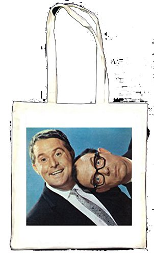 MORECAMBE et Wise bandoulière Totebag