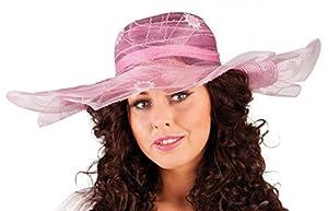 Boland 04305 - adulto alegría sombrero, tamaño de la unidad, rosa