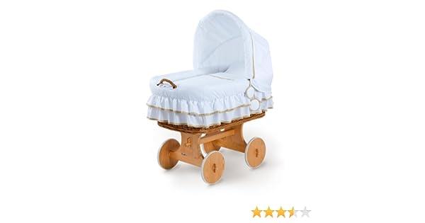 Fabimax bollerwagen stubenwagen xxl hanna weiß amazon baby