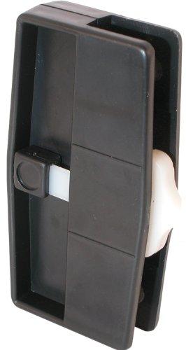 prime-line Produkten einen 109Bildschirm Tür Verriegelung und ziehen mit Sicherheit Lock, schwarz (Lock-bildschirm-tür)