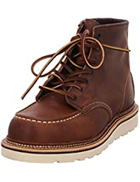 RED WING Classic Botines/Low Boots Hombres Marrón - 41 1/2 - Botas