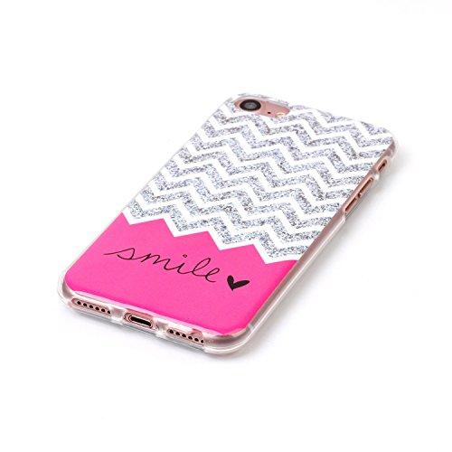 """inShang iPhone 7 Plus 5.5"""" Coque Housse de Protection Etui pour iPhon 6 5.5 inch ,Ultra mince et léger TPU matériel Le Style Pratique Coque arrière (back case) , 20"""