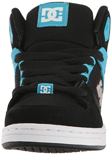 DC Rebound Se Youth Shoe Jungen High-Top Black/Blue