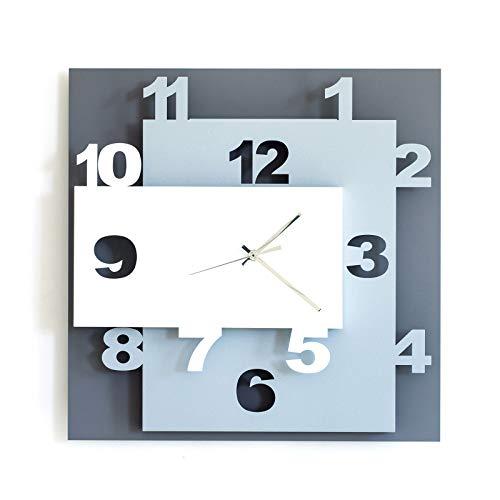 alta moda materiali superiori immagini dettagliate orologio da parete moderni | Grandi Sconti | Orologi da Parete