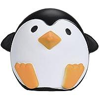 Covermason Pinguine Squishy Toys Spielzeug Jumbo Cute Stress Kombination Toys angsames Aufstehen Duftend Stress abbauen Spielzeug (Blau)