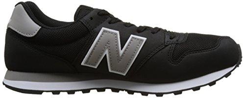 New Balance 410, Baskets Basses Athlétiques Pour Homme Noir (noir)