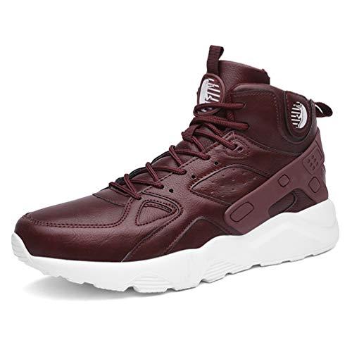 sports shoes f4296 f434b Los Hombres se Divierte Zapatos Zapatillas de Deporte de Desgaste  Resistente Antideslizante Zapatos de Baloncesto de