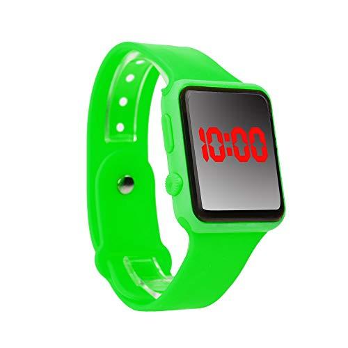 Uhren Unisex Digital LED Sportuhr Silikonband Armbanduhren Herren Damen Mode Digital Uhren Mode Armbanduhr Handgelenk Uhren Uhrenarmband Watch,YpingLonk