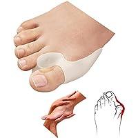 Hallux Valgus Fußbandage | Zehenspreitzer | 2er Set | Verminderung Reibung und Druck | Entlastung preisvergleich bei billige-tabletten.eu
