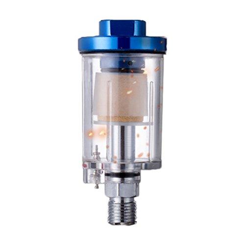 UKCOCO Wasser-Öl-Separator-Falle-Filter-Farben-Sprühwerkzeug-Farben-Spritzpistolen-Werkzeug (Farbe Filter)