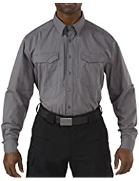 5.11 Hommes Stryke Chemise Manches Longues Storm