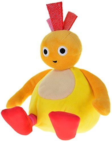 Twirlywoos Red Chatty Toodloo  Soft Plush Toy 23cm