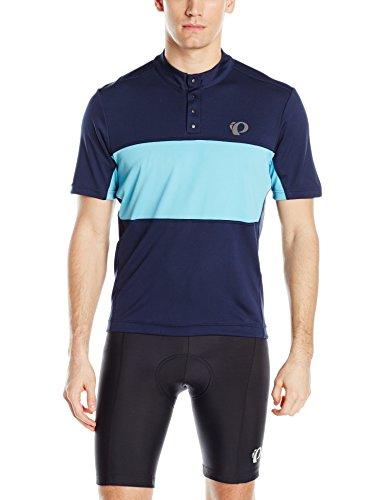 Pearl Izumi Jersey-shorts (PEARL IZUMI Herren Select Tour Jersey, Herren, Eclipse Blue/Blue Mist)