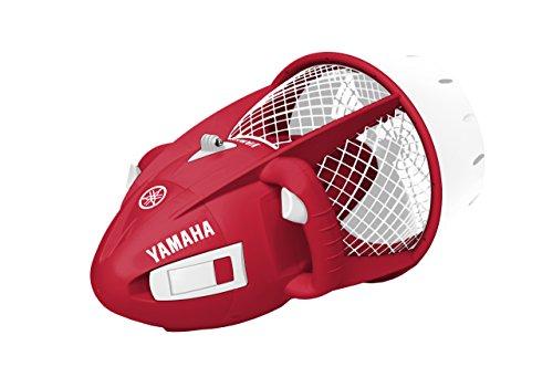 Yamaha Unterwasser Scooter Seal, rot/weiß, Kinderscooter, Artikel-Nr.: 12606 (Sea Doo Batterie)