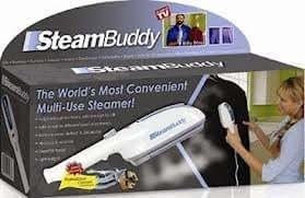 Steam Buddy Portable Travel Handheld Steamer