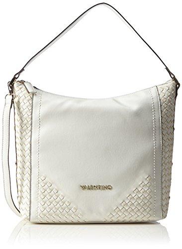 Valentino - Kalua, Borse a Tracolla Donna Bianco (Bianco (bianco))
