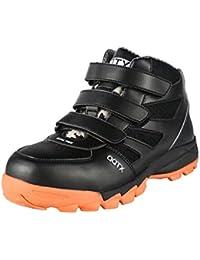 DDTX Botas de Seguridad Hombre (Puntera Compuesta,Entresuela de Kevlar,Aislamiento) Zapatos
