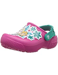 Crocs Fun Lab Frozen Clog Kids, Zuecos para Niñas