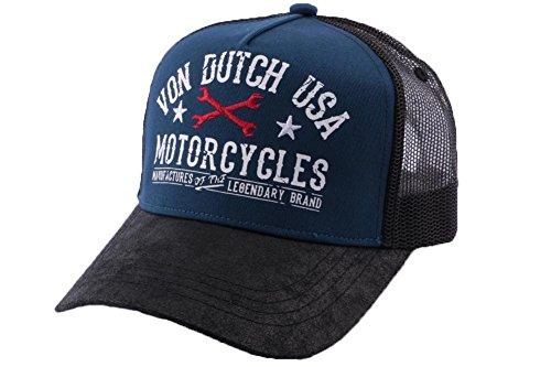 dutch-von-gorra-ajustada-con-visera-curvada-von-dutch-garaje-para-hombre-y-mujer-color-azul-azul-tal