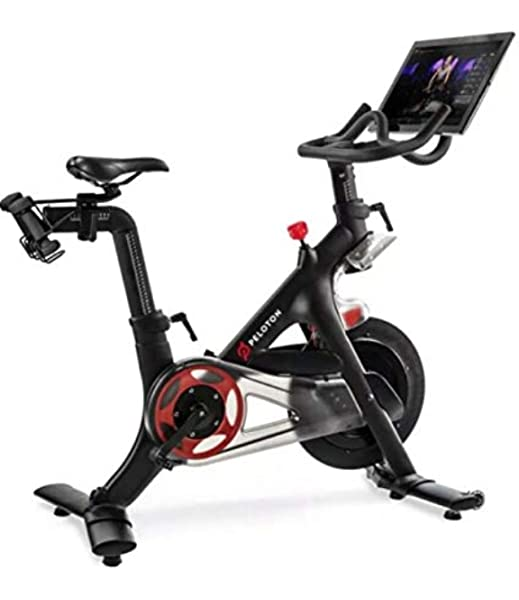 Peloton Indoor Exercise Bike Amazon Co Uk Sports Outdoors