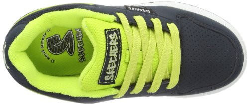 Skechers Endorse Skate Game Jungen Sneakers Blau (Nvlm)
