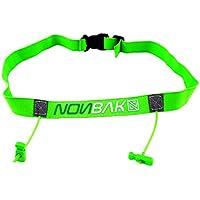 Nonbak portadorsal, Race Belt/Green / Triatlon, Running