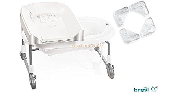 Fasciatoio Brevi Per Vasca Da Bagno Prezzi : Bagnetto brevi bagnotime reversibile 594 colore bianconiglio 501 4